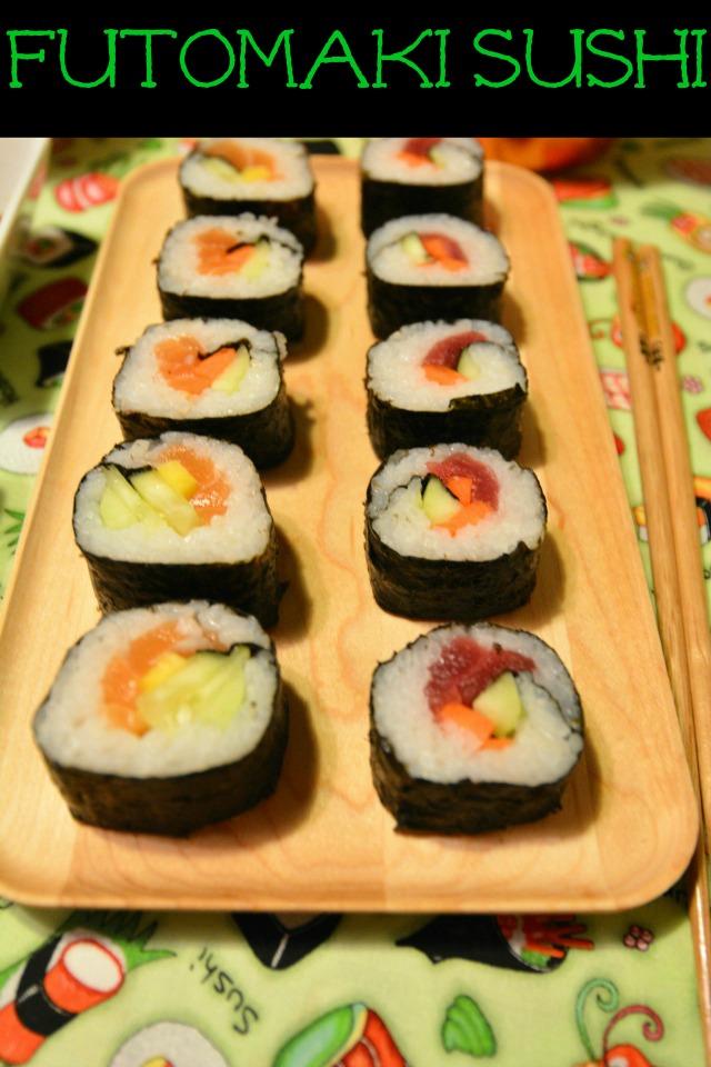 Futomaki Sushi Kirin Ichiban 2 PIN