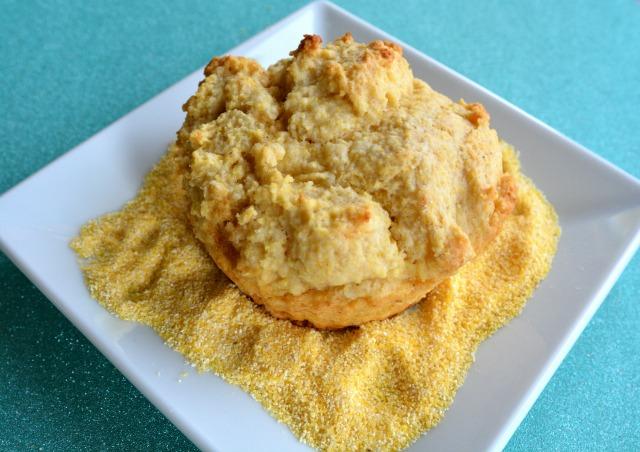 Jumbo Crumbly Corn Muffins 3
