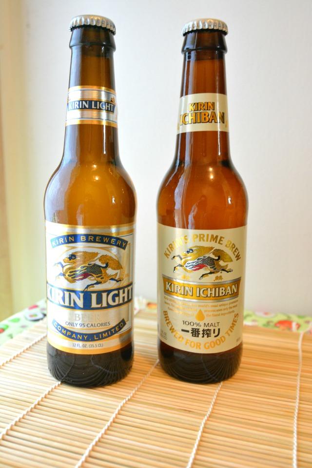 Kirin Ichiban Beer Pin