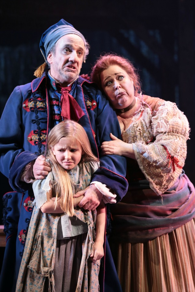 Mark David Kaplan, Sage Harper, Sharon Sachs, Les Miserables