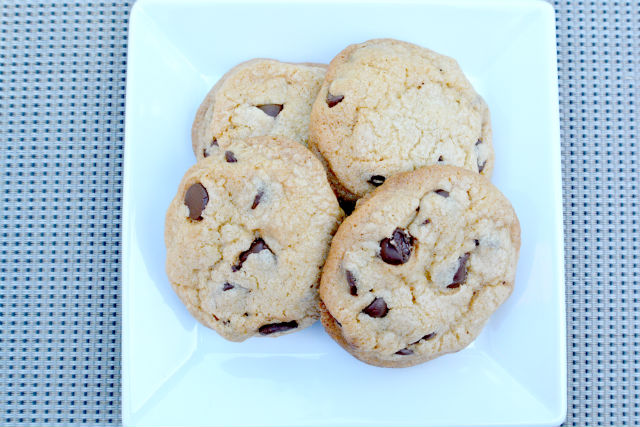 Gale Gand's Lunch Choc Chip Cookies