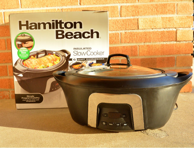 Hamilton Beach 6 Quart Slow Cooker