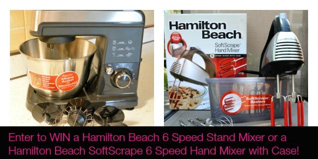Hamilton Beach Mixers Pin Pic