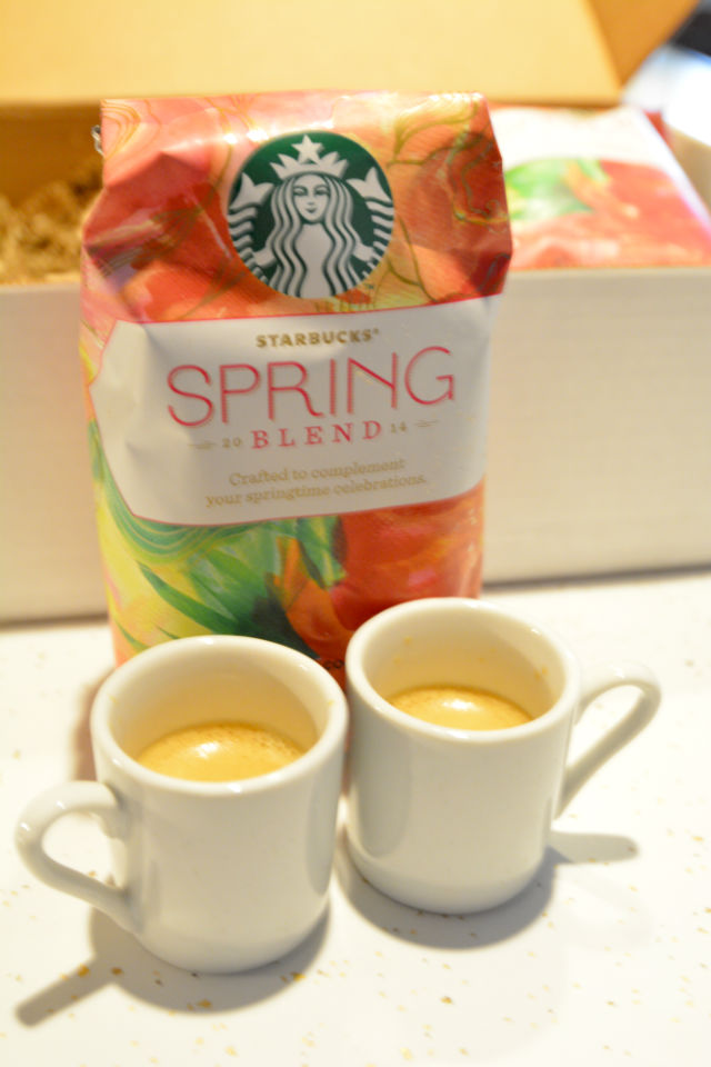 Starbucks Spring Blend 2