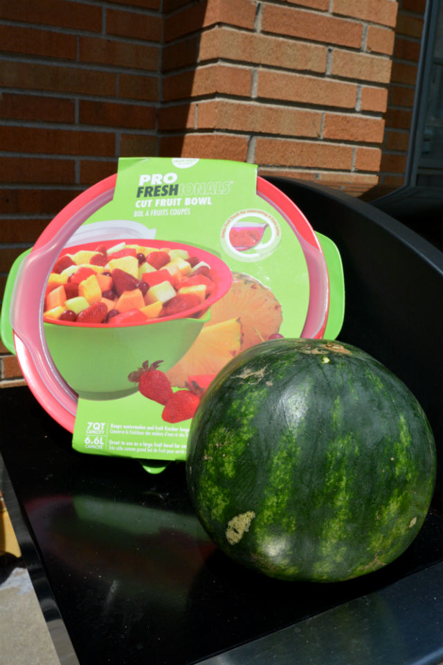 Good Cook 3-piece Bowl Grilled Watermelon