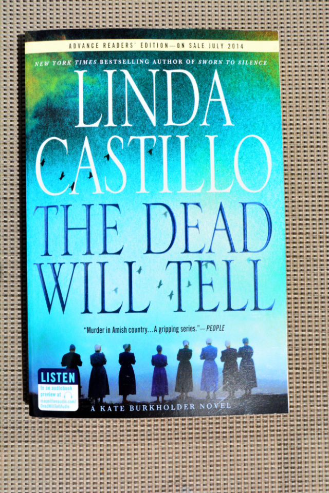 Linda Castillo The Dead Will Tell