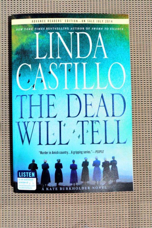 Linda Castillo The Dead Will Tell