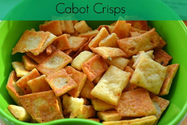 Cabot Crisp Samples Pin 1