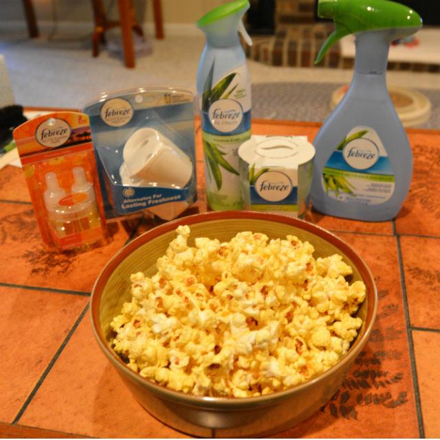 Febreze NoseBlind Popcorn