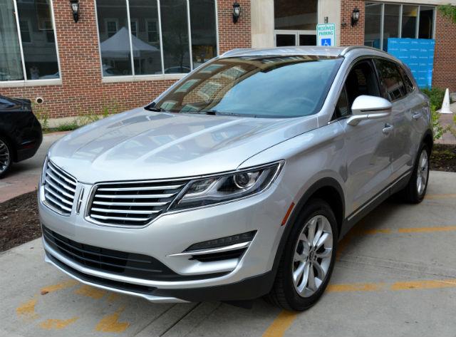 Lincoln MKC Hybrid