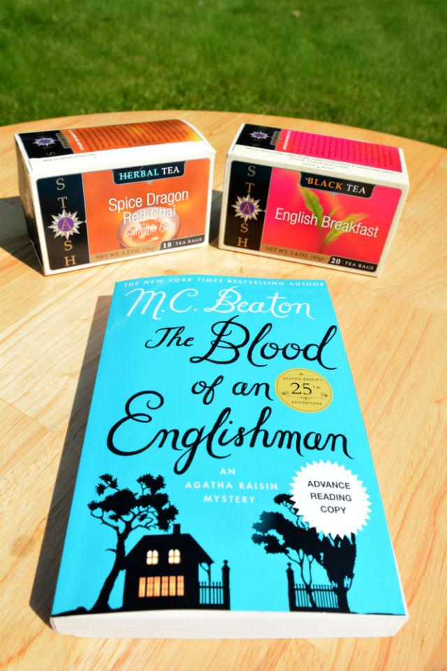 MC Beaton Blood of an Englishman Prize Pack