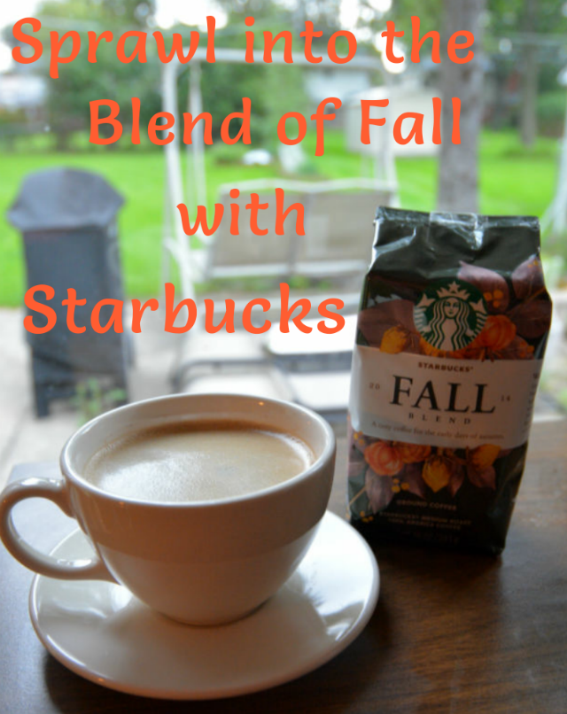 Starbucks Fall Blend 2014 Mug Pin