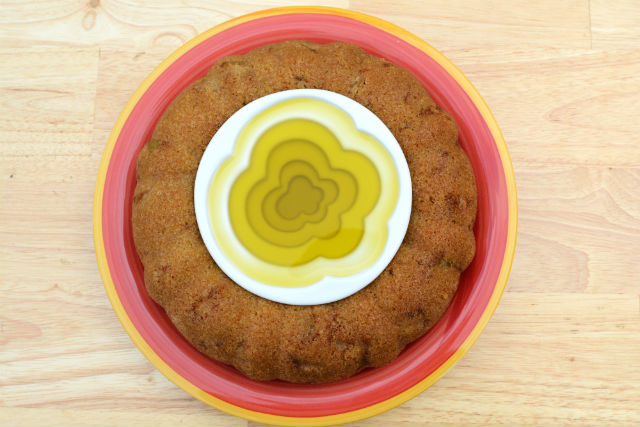 Olive Oils of Spain Bundt Cake Olive Oil