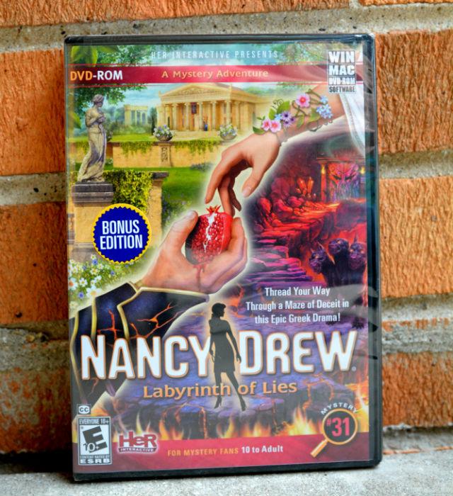 Nancy Drew Labyrinth of Lies