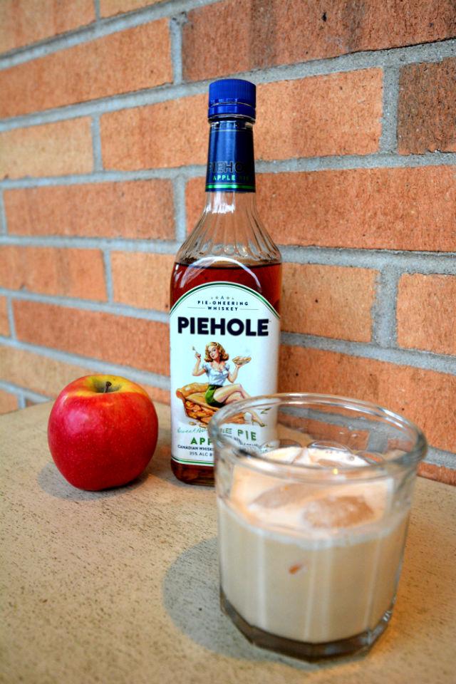 Dutch Apple Pie a la Mode Piehole Whiskey
