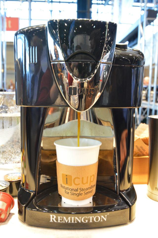 I Remington 1 Cup Coffee Maker