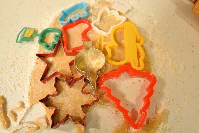 Oatmeal Sugar Cookie Cutters