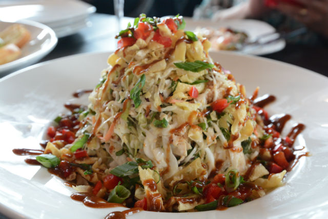 Granite City Asian Chicken Salad