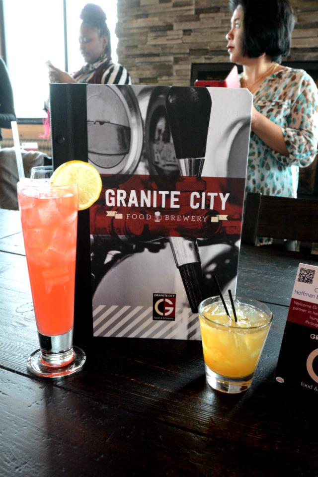 Granite City Flying Monkey Kentucky Sunset