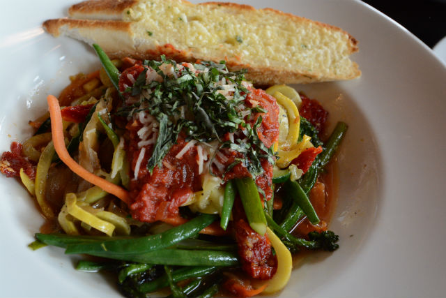 Granite City Pasta Primavera