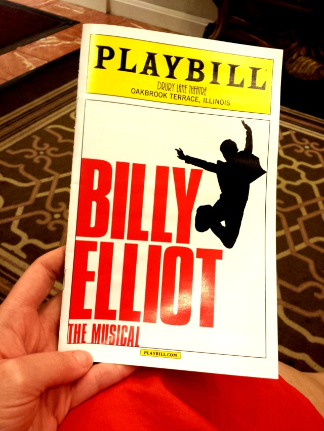 Billy Elliott Program