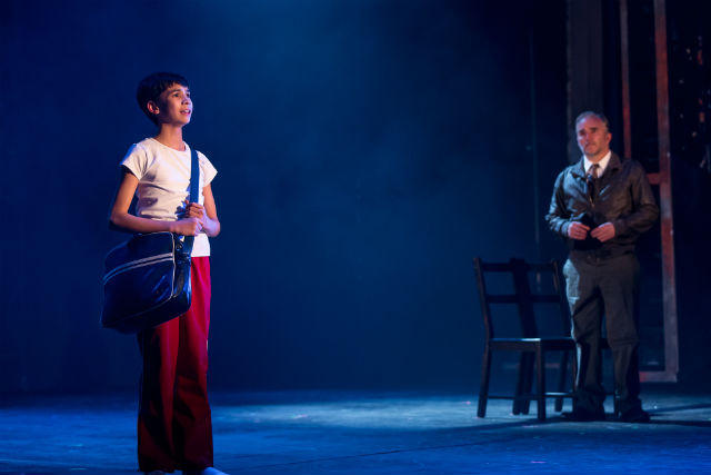BillyElliot at Drury Lane Theatre Company - Nicholas Dantes as _Billy_ - Ron E
