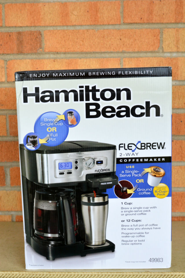 Hamilton Beach FlexBrew2