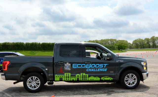 Ford F150 EcoBoost Challenge