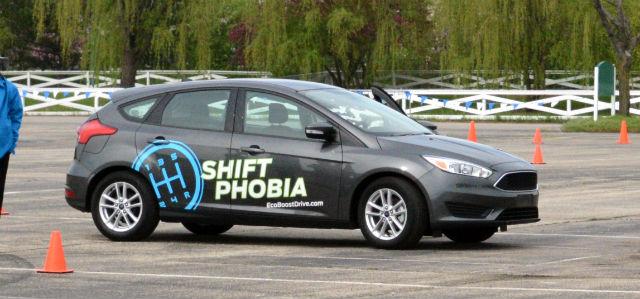 Shift Phobia EcoBoost Challenge