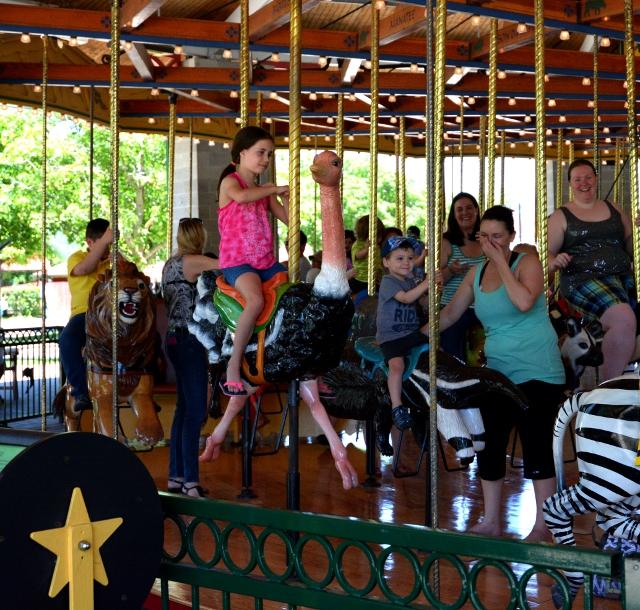 Brookfield Carousel