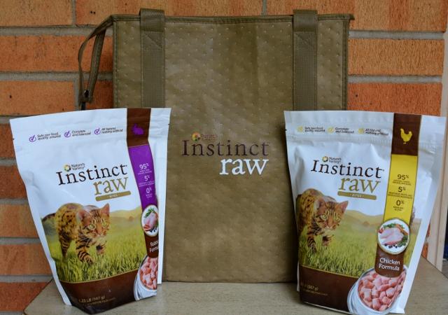Instinct Raw Bags