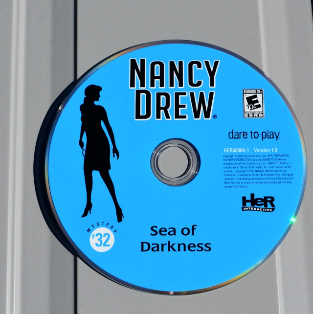 Nancy Drew 32 Disc