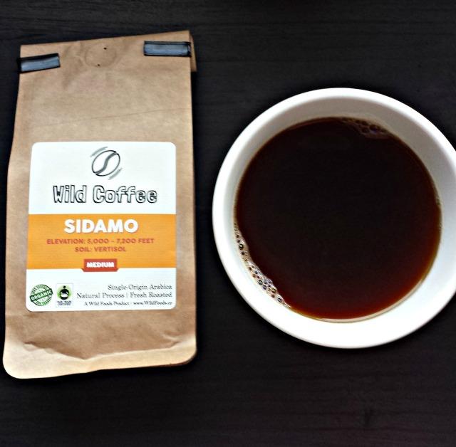 Wild Coffee Sidamo